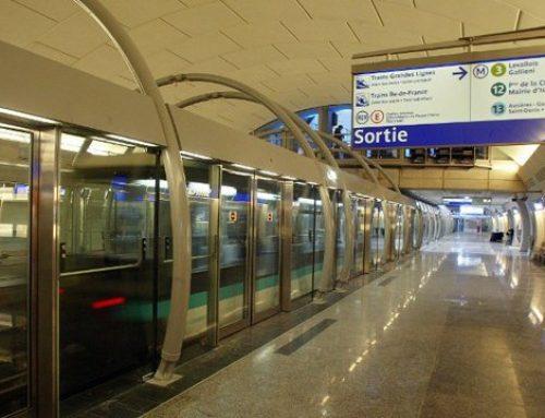 Prolongement de la ligne 14 du métro